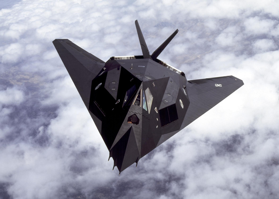 Lockheed f-117 nighthawk — википедия переиздание // wiki 2