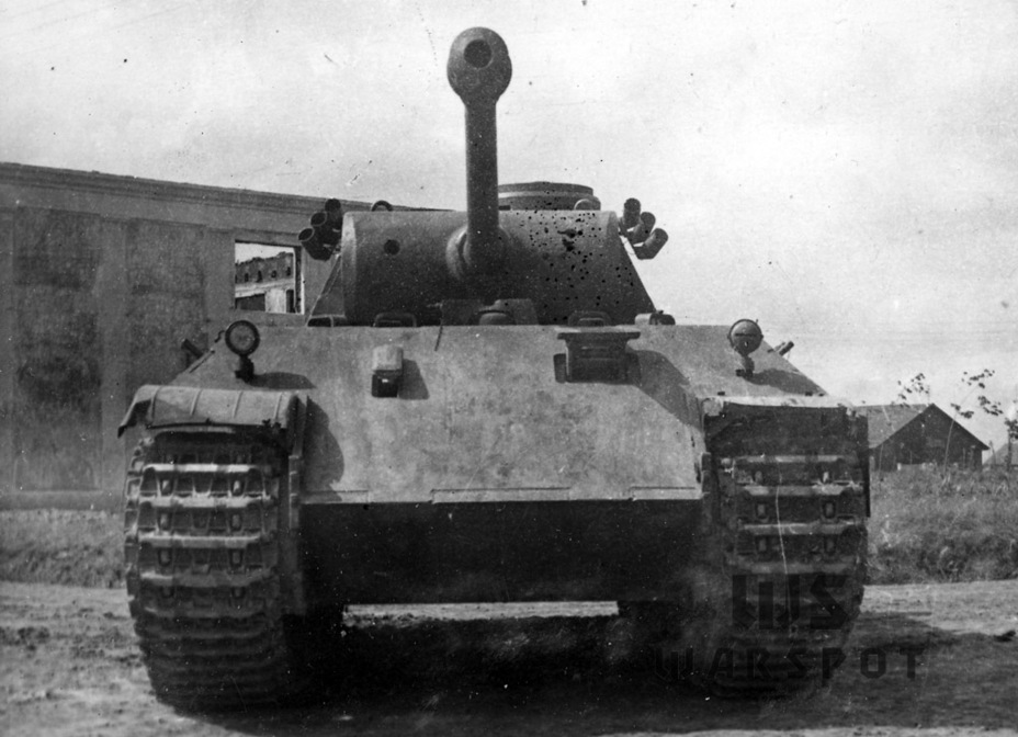 "Танк pz.kpfw.v ""panther"" ausf. g."