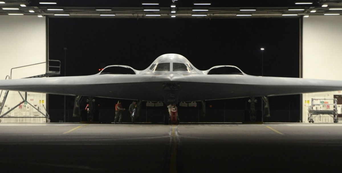 Northrop b-2 spirit