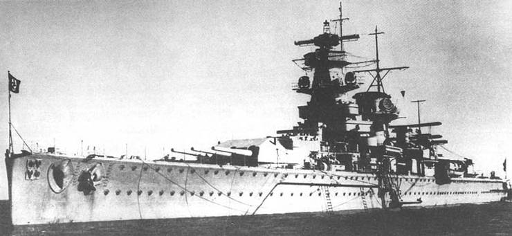 Admiral graf spee — global wiki. wargaming.net