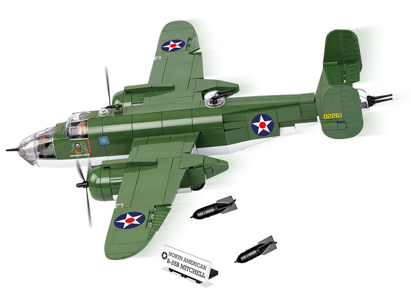 North american b-25 mitchell вики