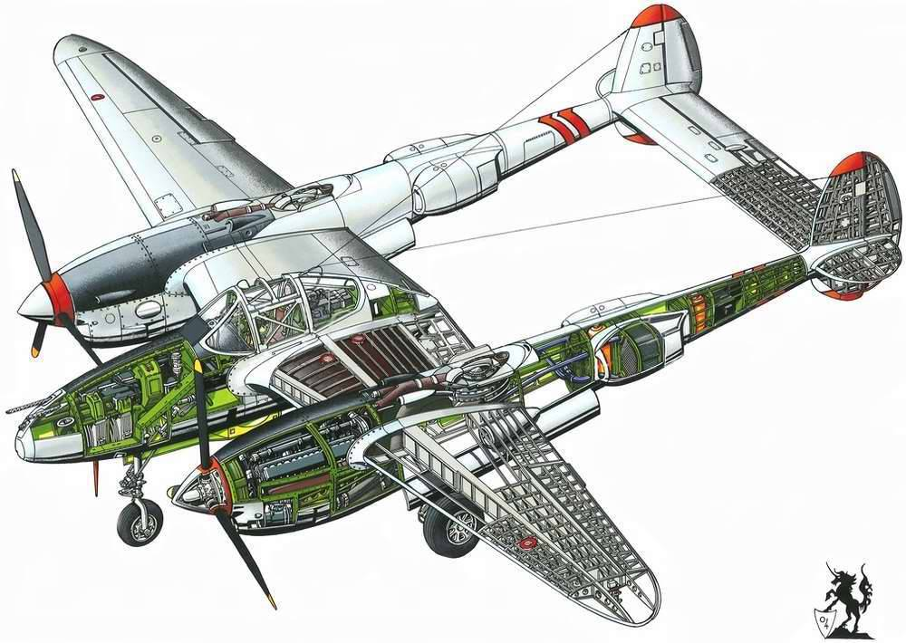 Lockheed p-38f lightning — global wiki. wargaming.net