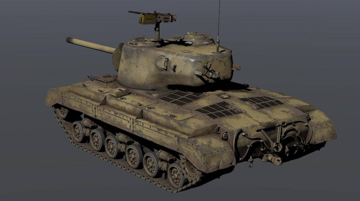 Chieftain/t95 — global wiki. wargaming.net