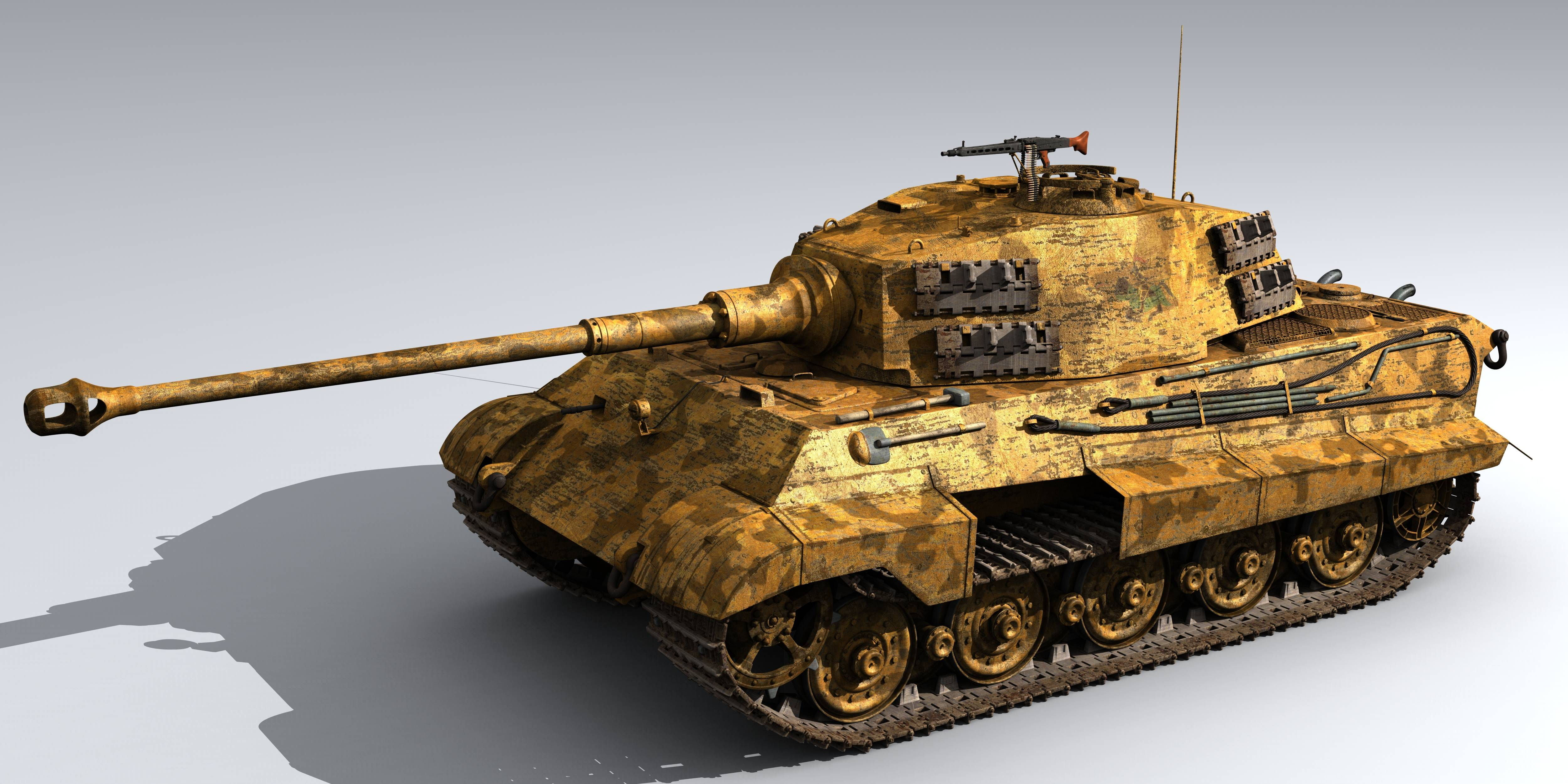 Tiger 131 — global wiki. wargaming.net