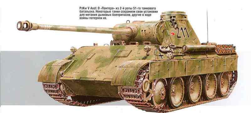 G.w. panther