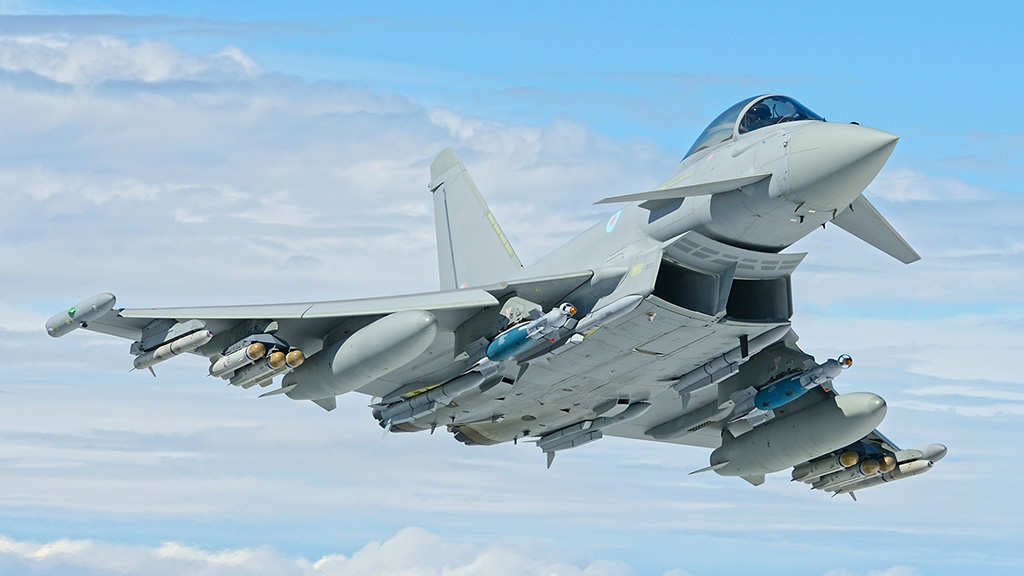 Eurofighter typhoon - вики