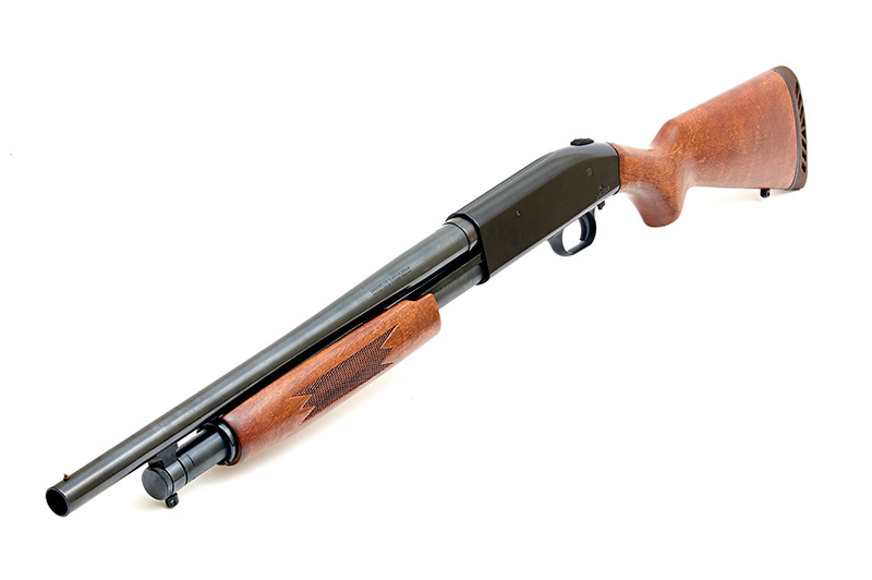 Американский дробовик remington 870