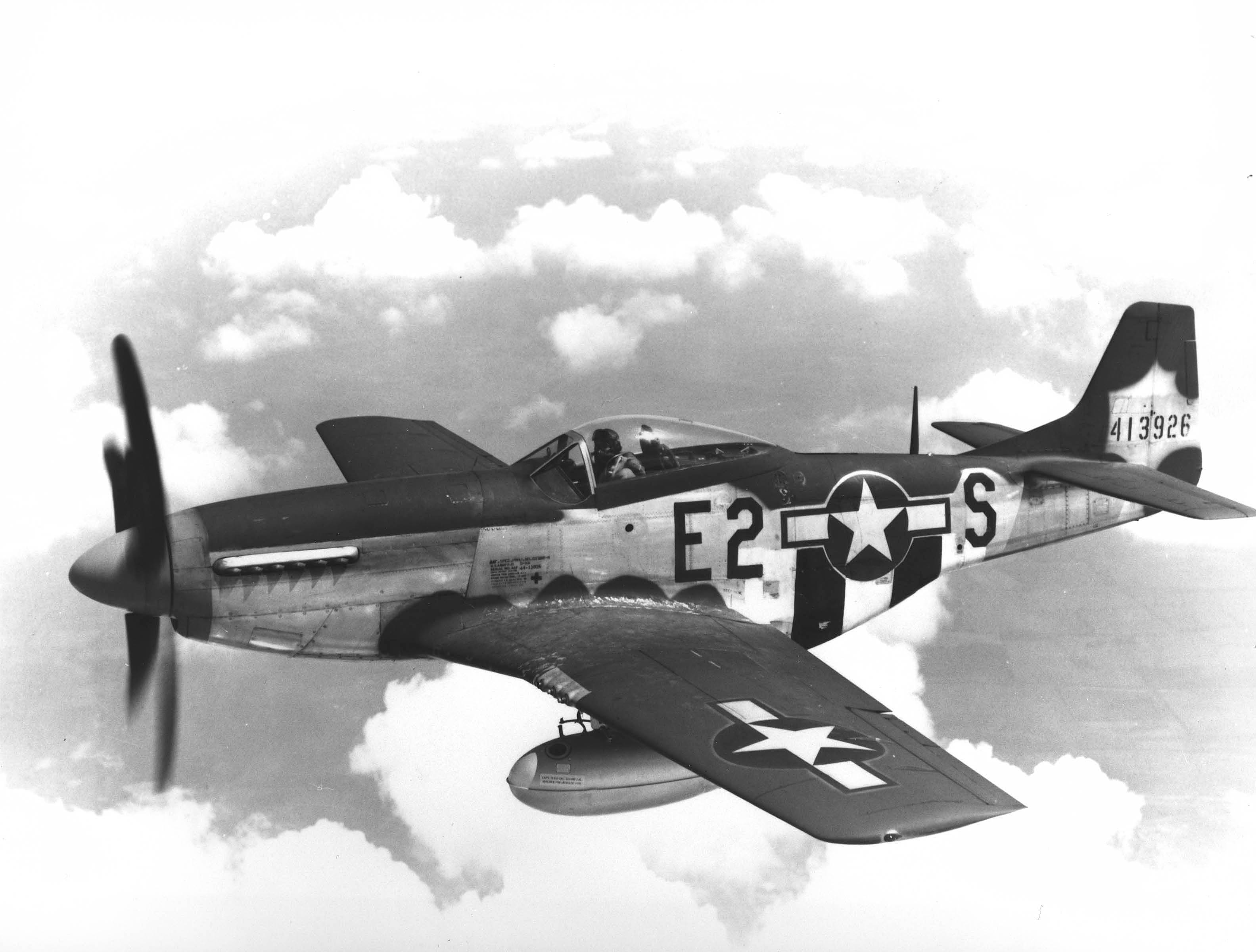 "P-51a/c ""mustang"""