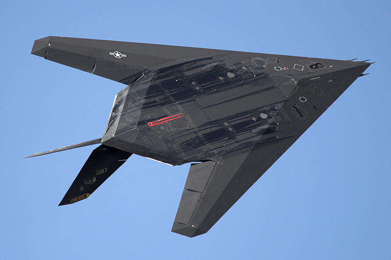 Lockheed f-117 nighthawk — википедия