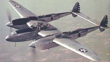Lockheed p-38 lightning — википедия
