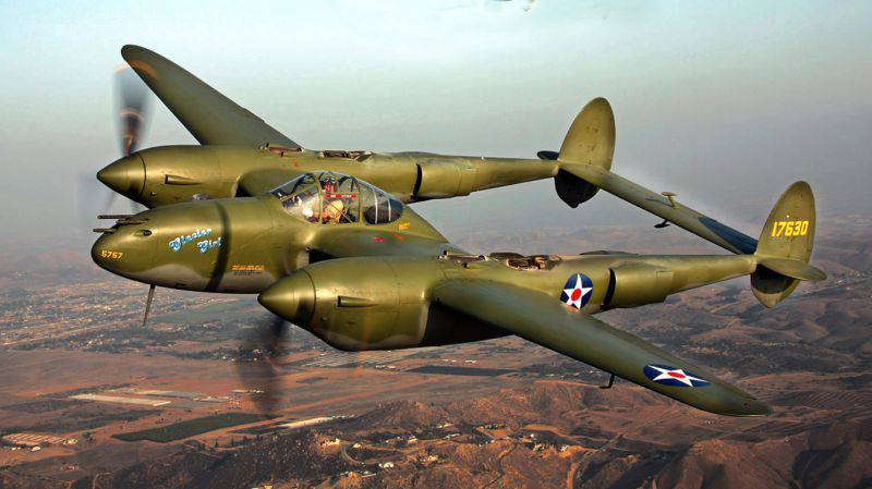Lockheed p-38 lightning — википедия. что такое lockheed p-38 lightning