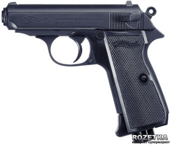 Walther ppk википедия