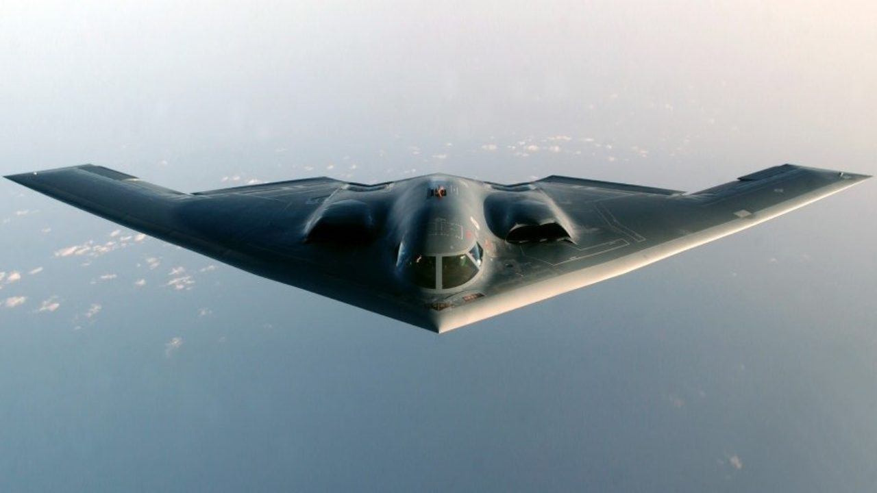 Northrop b-2 spirit википедия