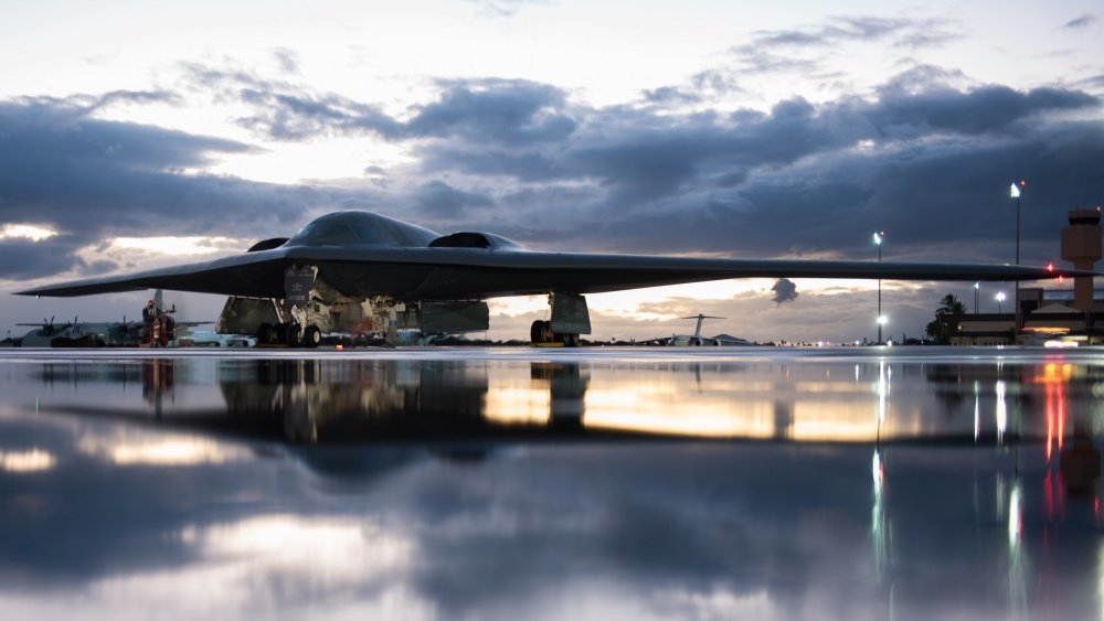 Northrop b-2 spirit — википедия