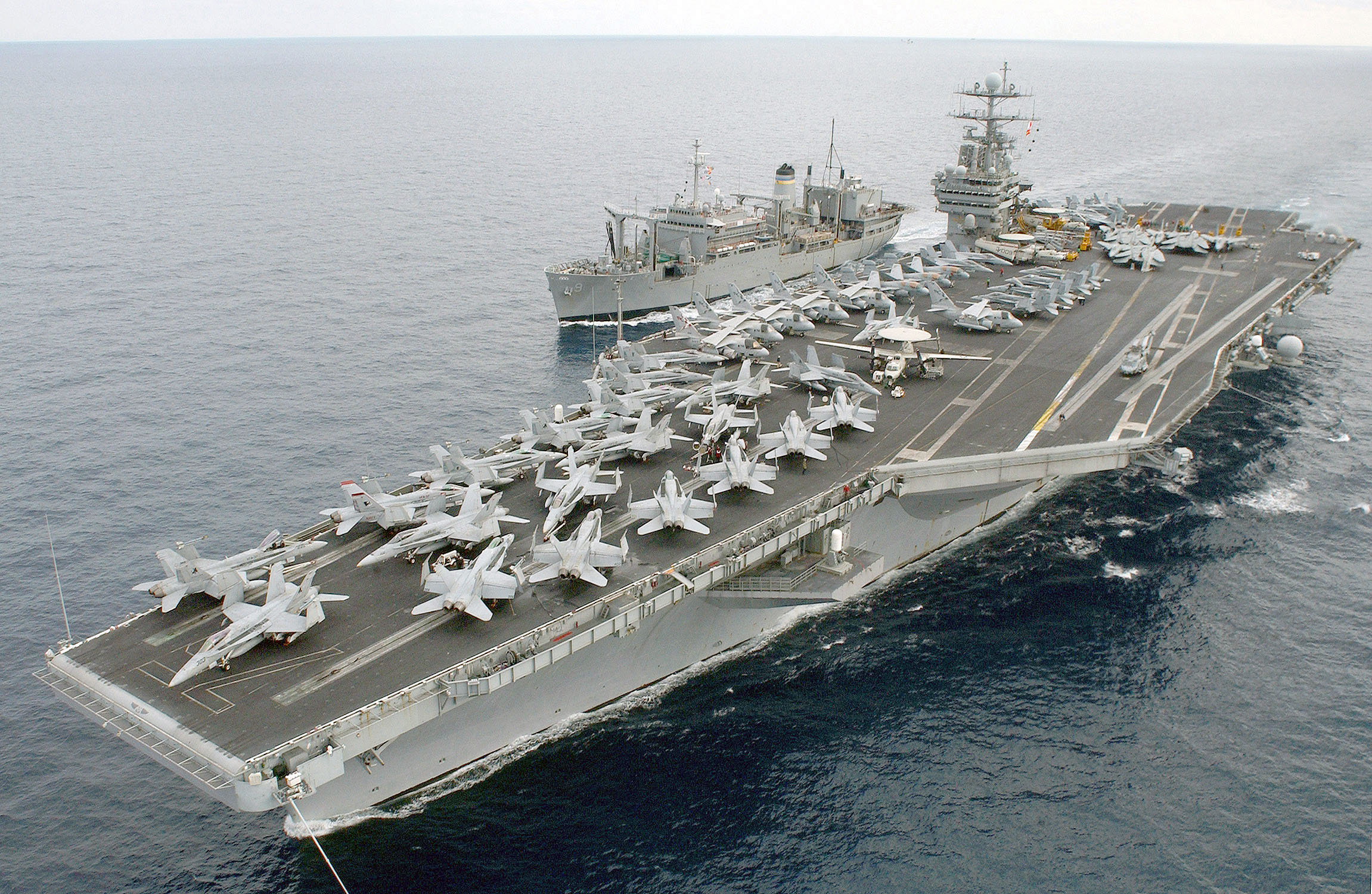 Uss george washington (1990)